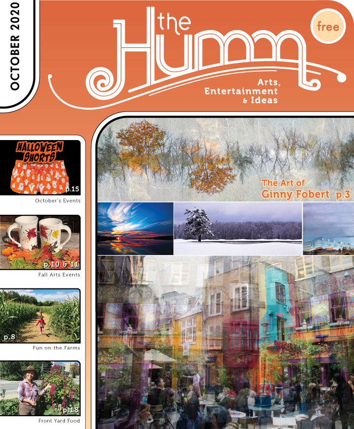 theHumm in print October 2020