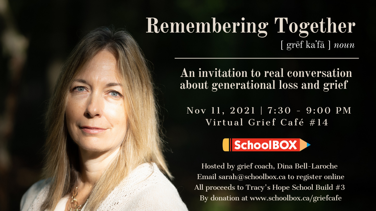 Featured image for Remembering Together: Generational Grief